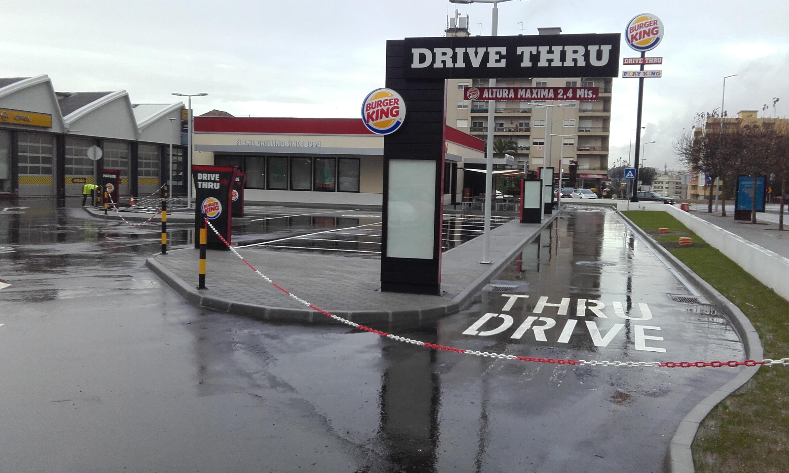 Burger King- Rio Tinto