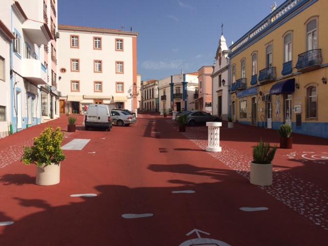 Regeneração Rua Coronel Figueiredo
