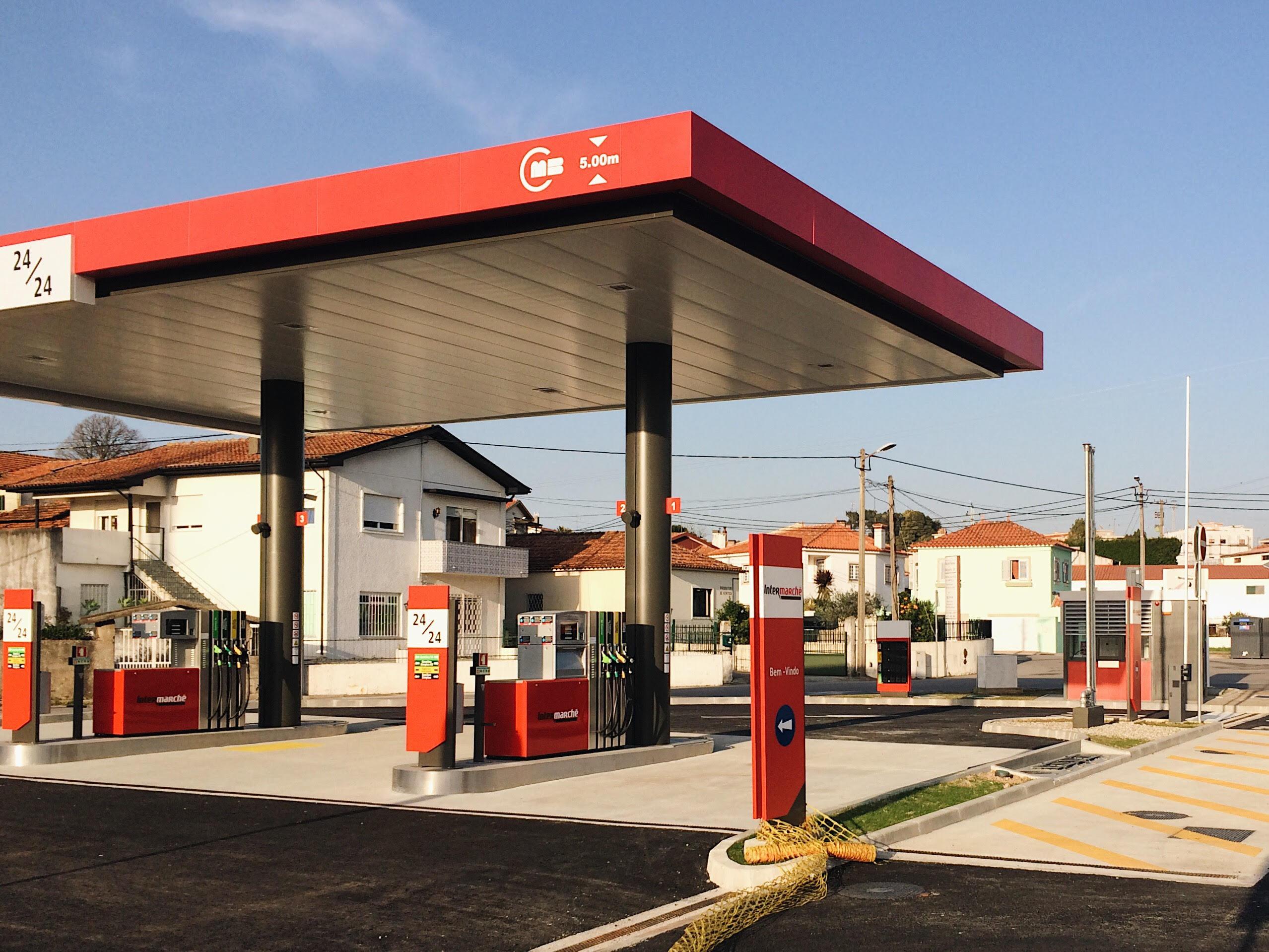 Posto de Abastecimento de Combustível