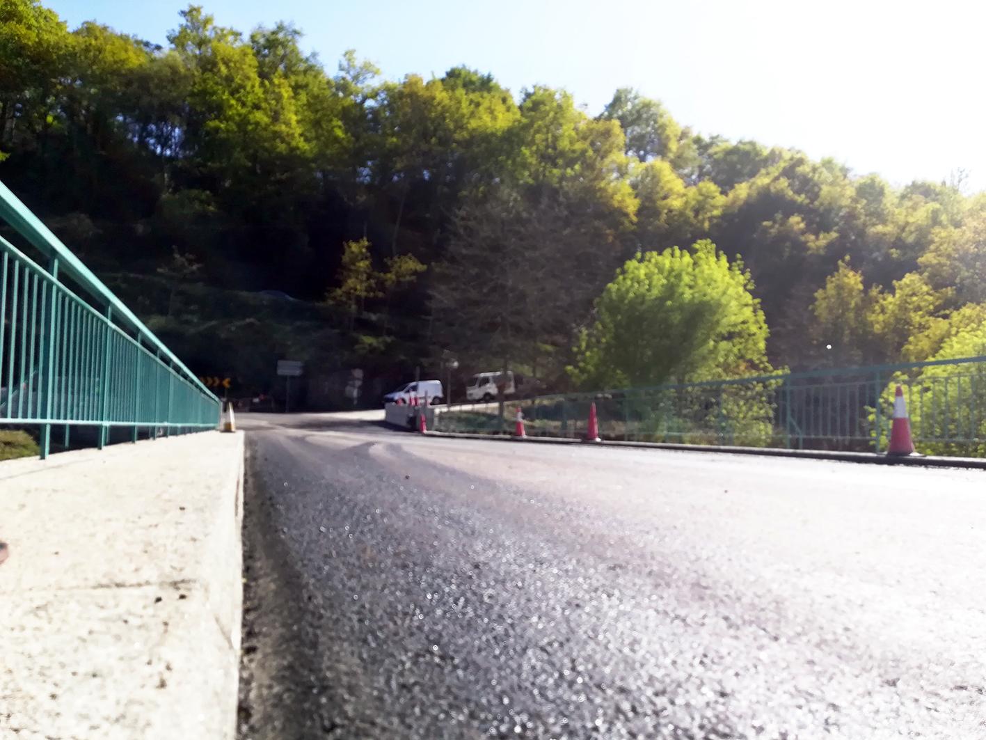 Pavimentação Ponte de Cavez