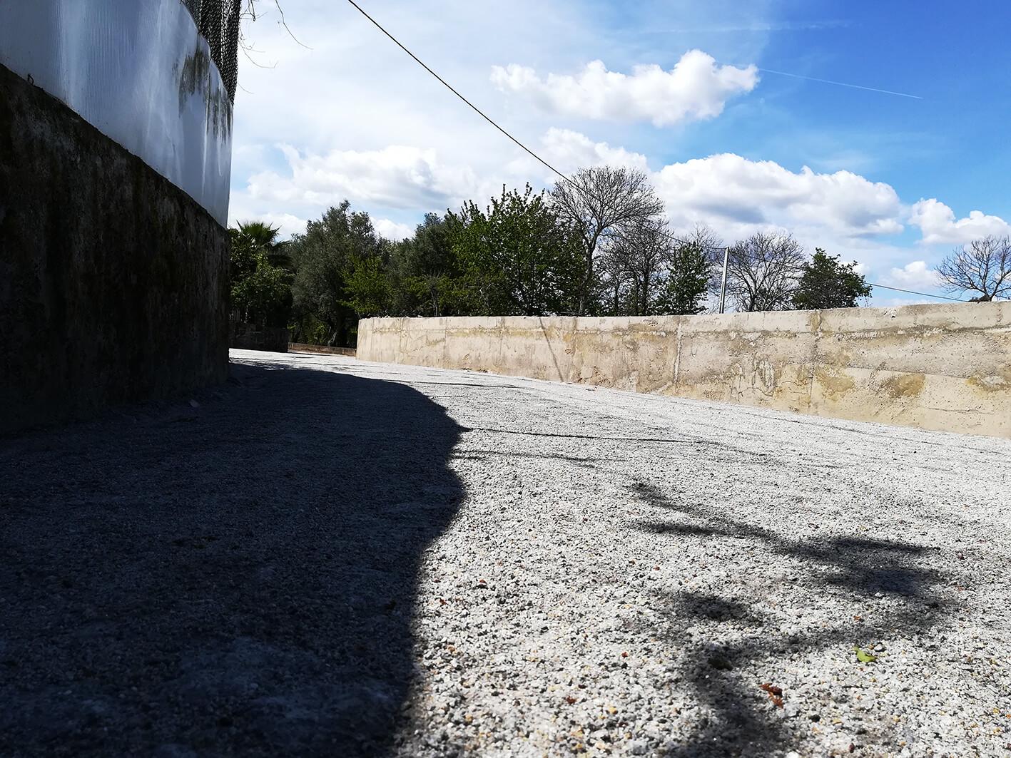Calvários Path requalification