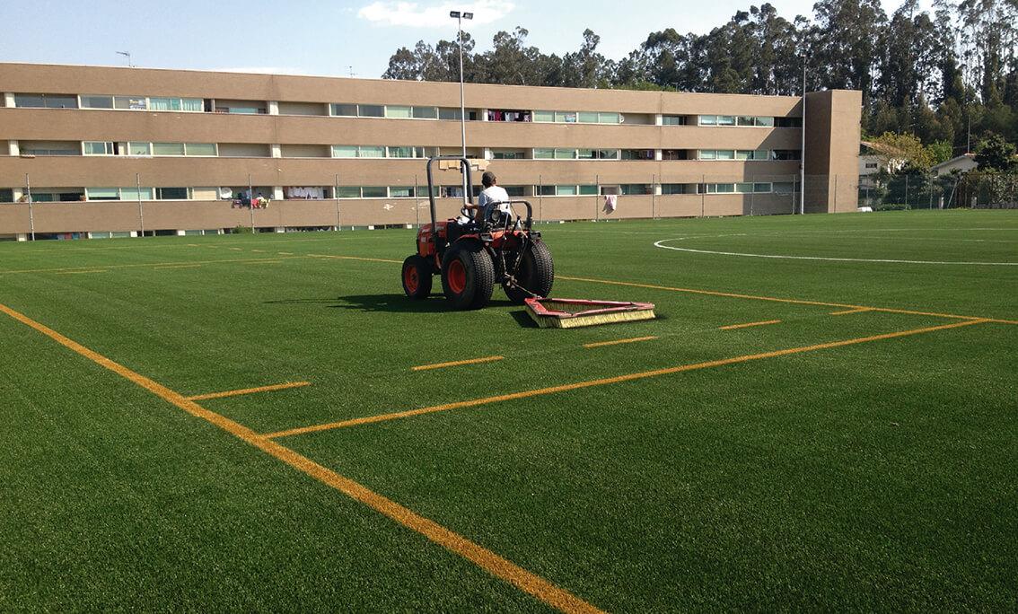 Campo de Futebol Caçador das Taipas