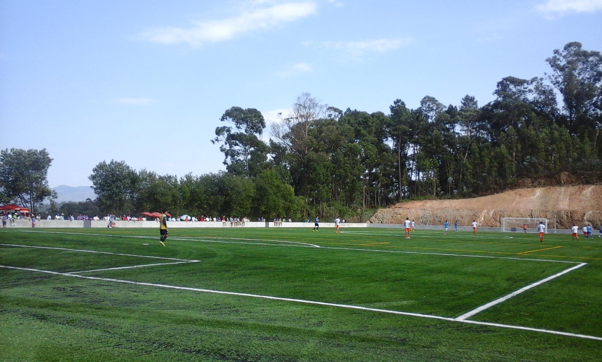 Campo de Futebol da Lixa