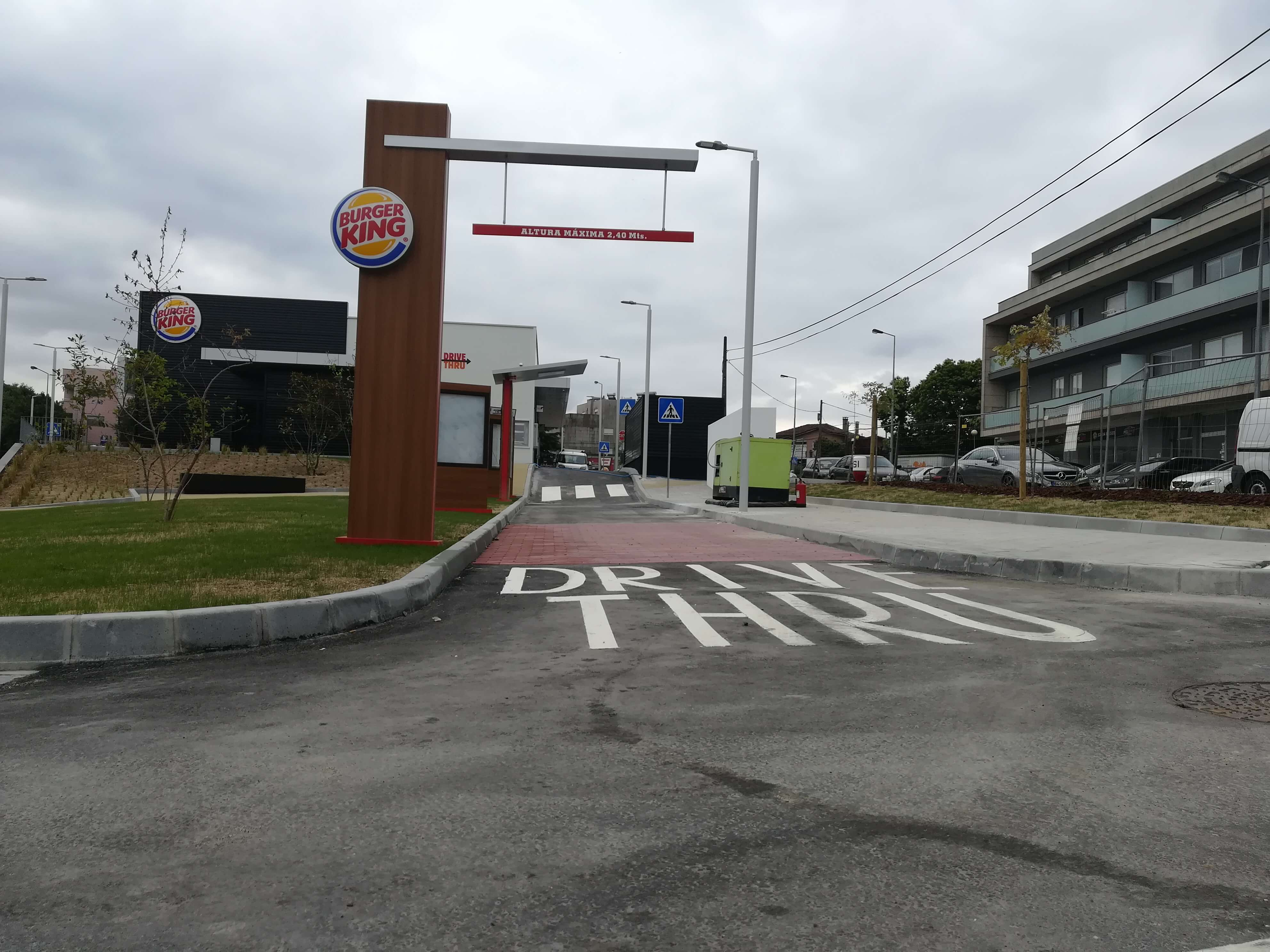 Burger King Frossos - Braga