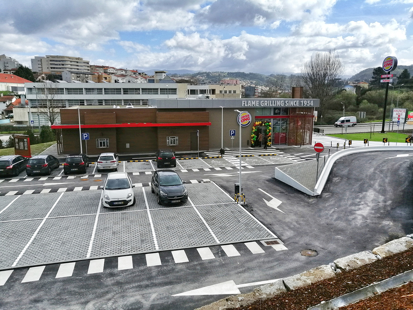 Burger King de Amarante