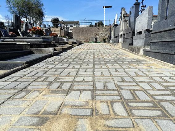 Requalificação do Cemitério de Ronfe