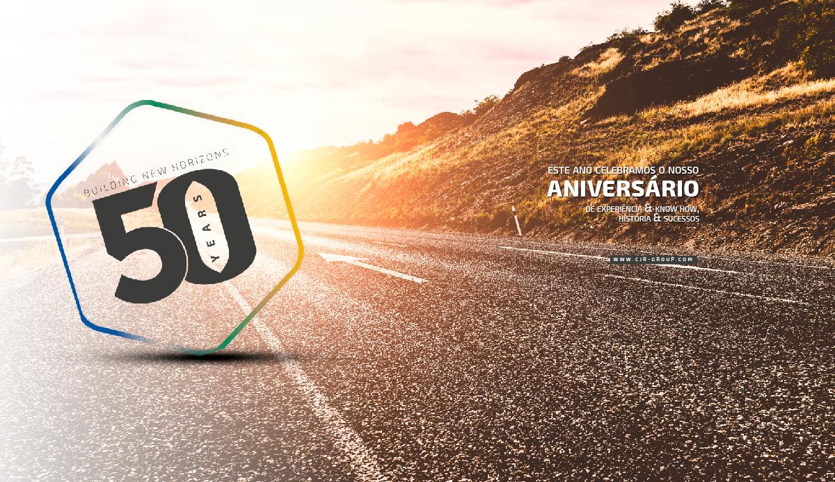 A comemorar 50 anos