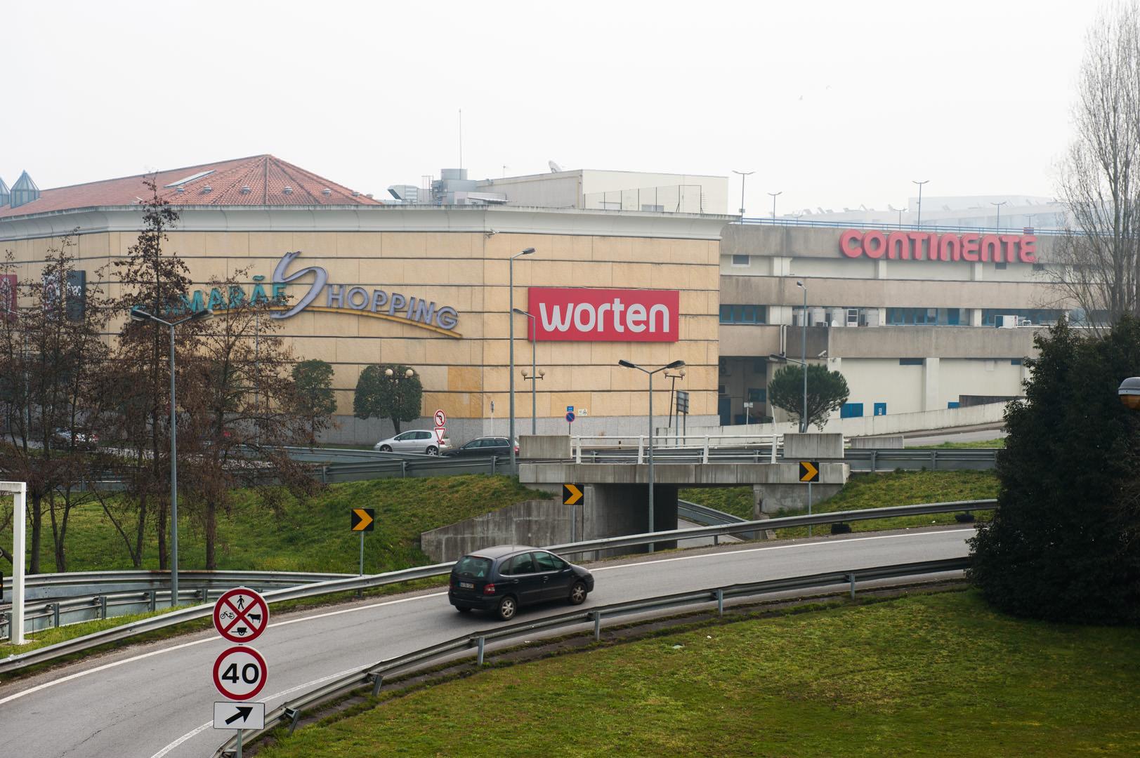 Acessos Guimarães Shopping