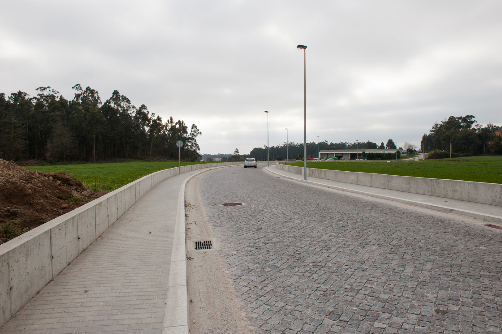 Extension of RLIP area and Nova Rua da Cruz