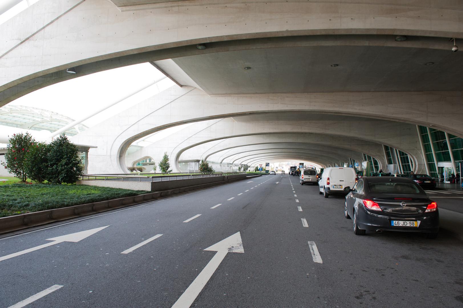 Pavimentação Diversa Aeroporto Sá Carneiro