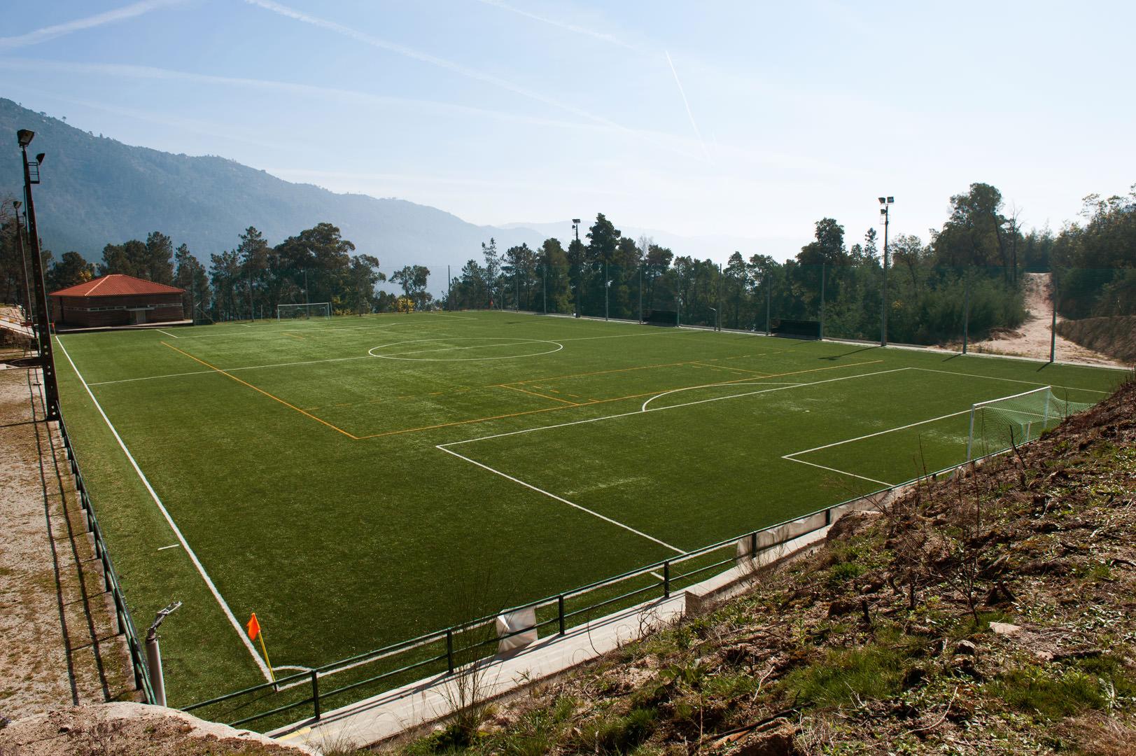 Grupo Desportivo do Gerês FOOTBALL FIELD  - Synthetic Grass Construction