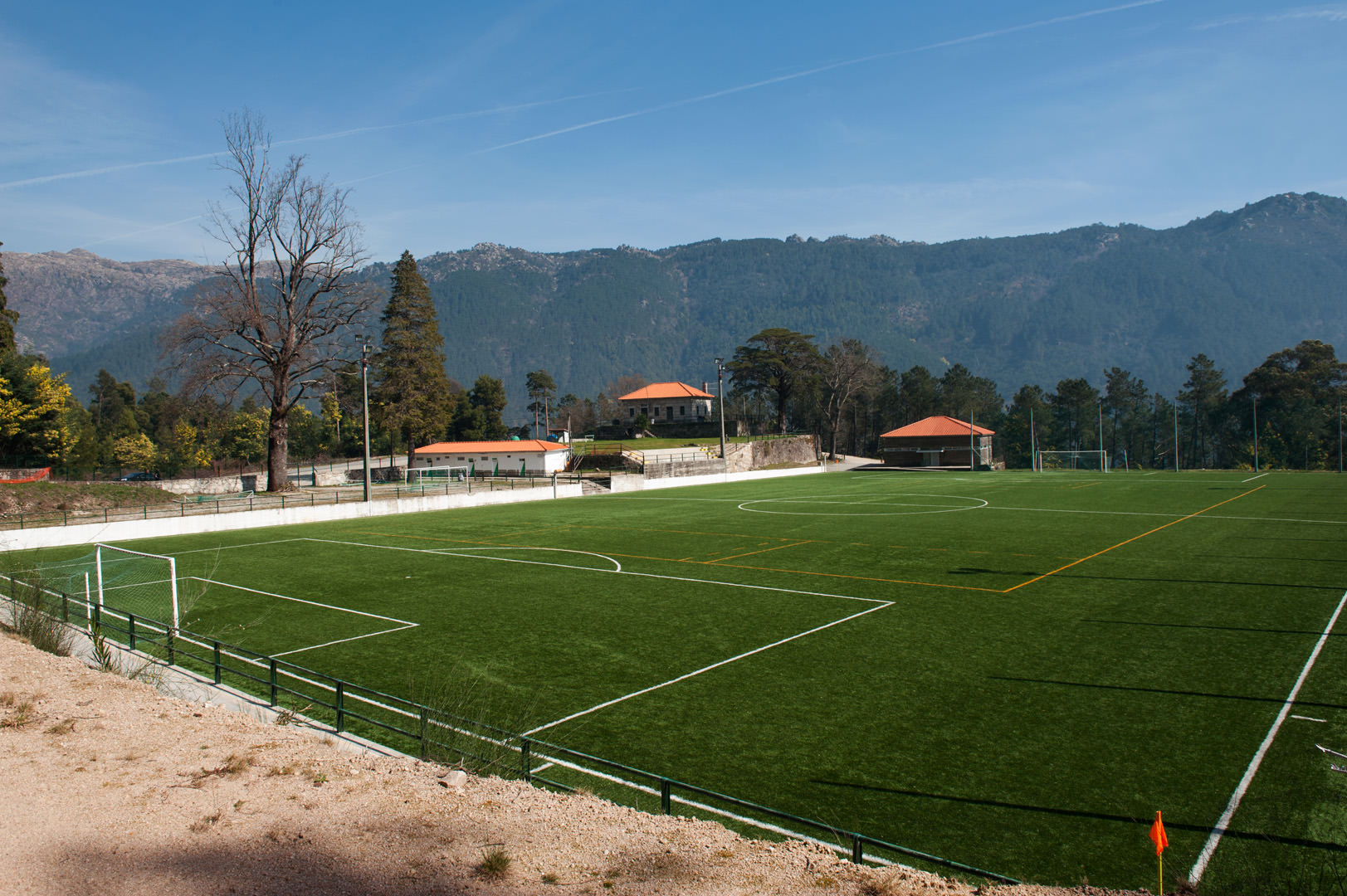 Grupo Desportivo do Gerês FOOTBALL FIELD  - Synthetic Grass Construction
