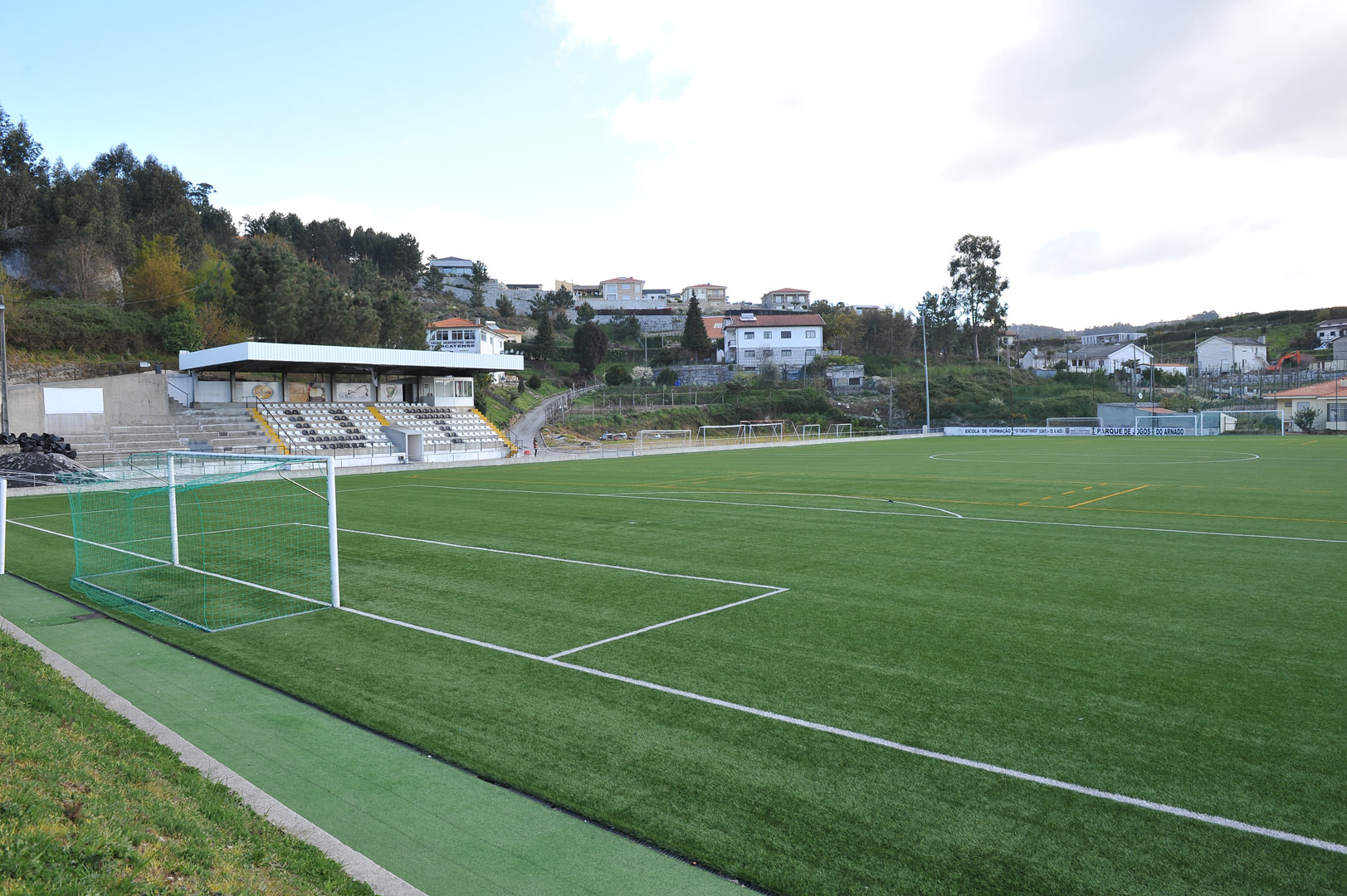 Torcatense FOOTBALL Field