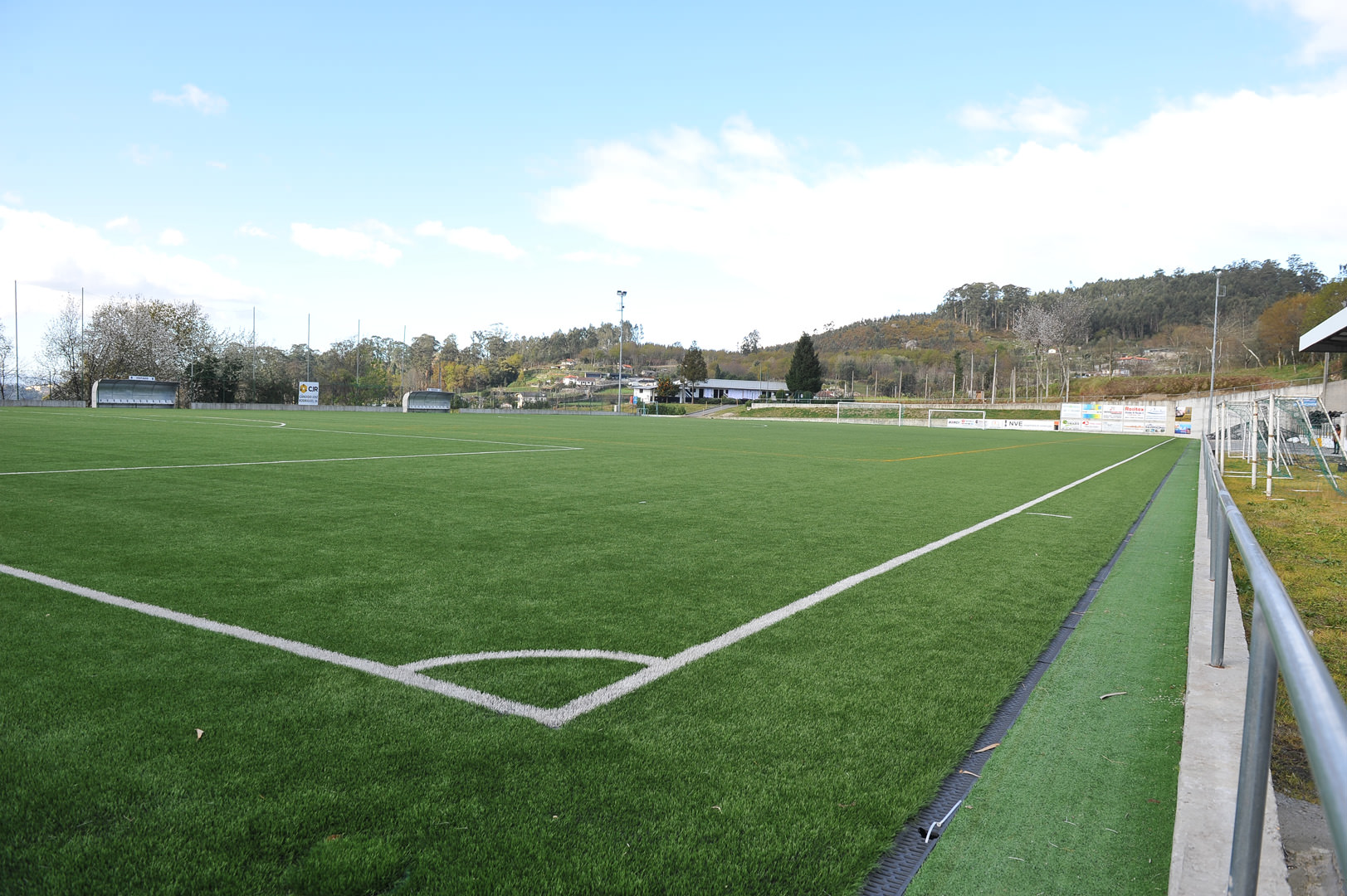 Campo de Futebol Torcatense